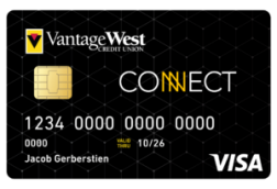 Vantage West Connect Visa