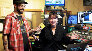 KXCI: On Air With Music and Voices from the Tucson Community