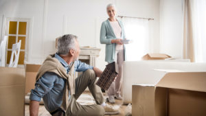 Go Small and Go Home: Decluttering and Downsizing for Peace of Mind